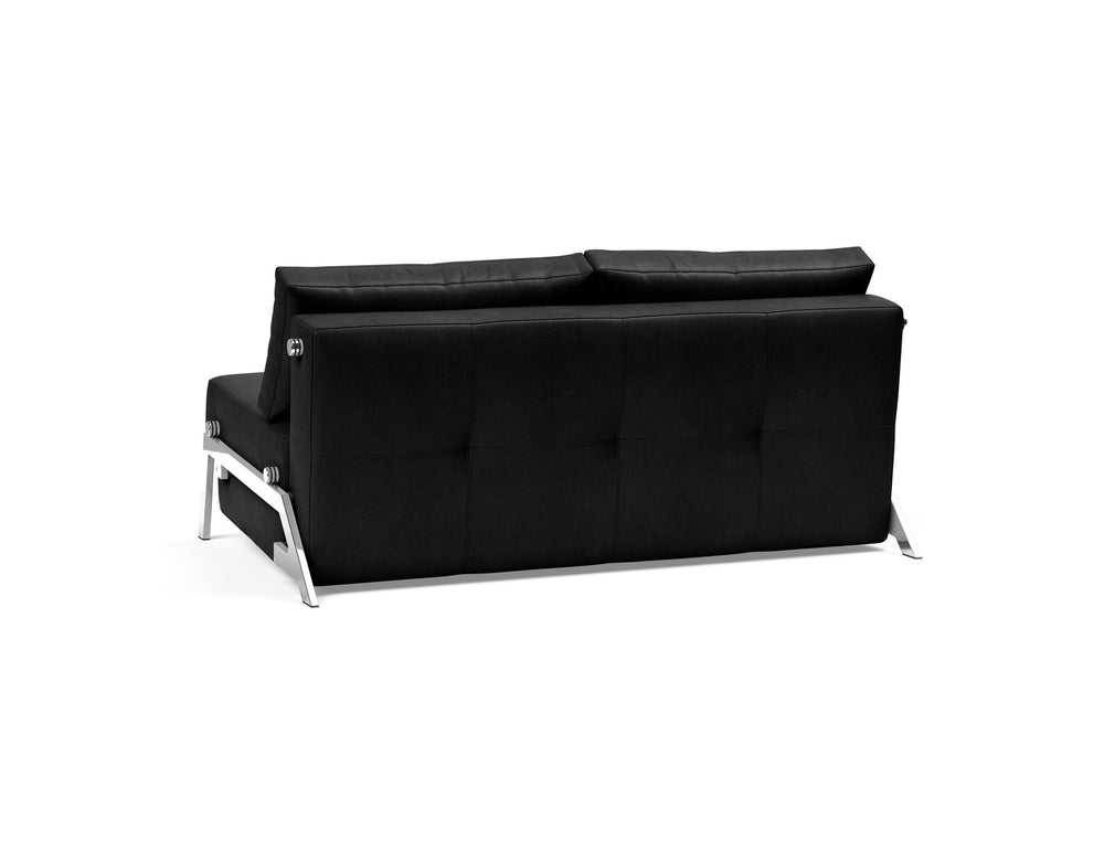 Innovation Cubed Sofa Bed Chrome Legs Queen