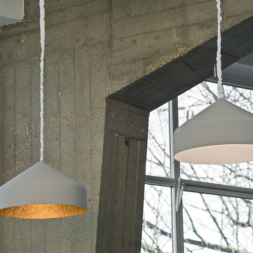 In-es.artdesign Cyrcus Cemento Pendant Light
