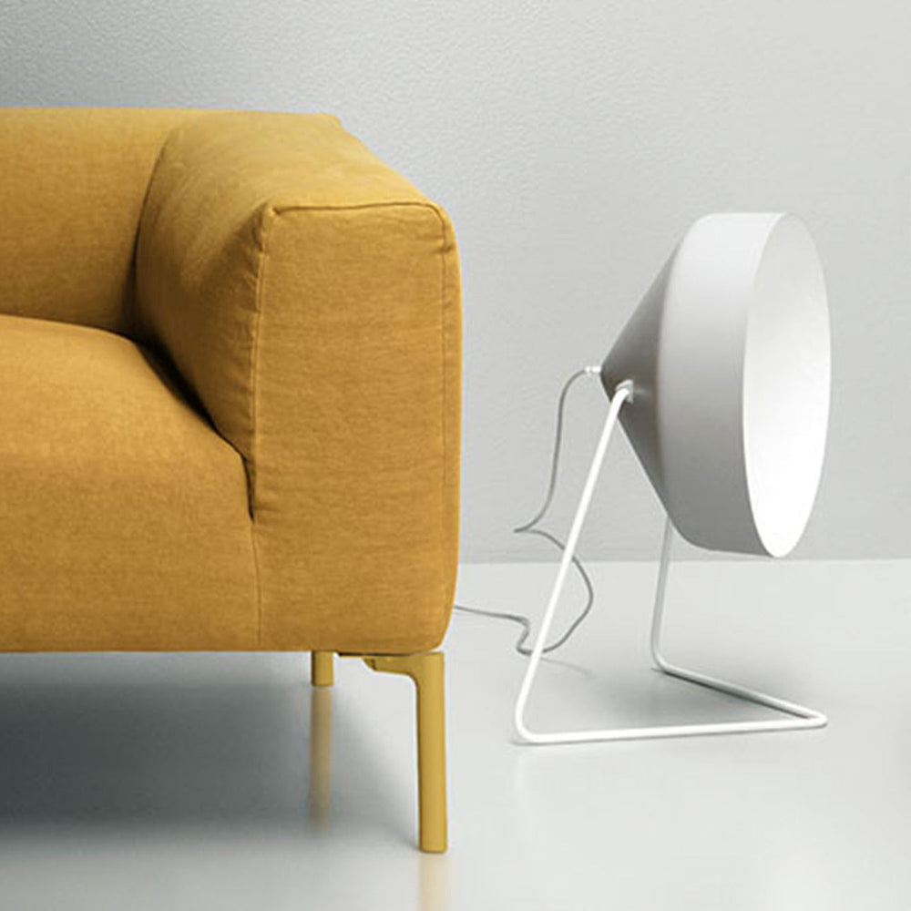 In-es.artdesign Cyrcus F Cemento Floor Lamp