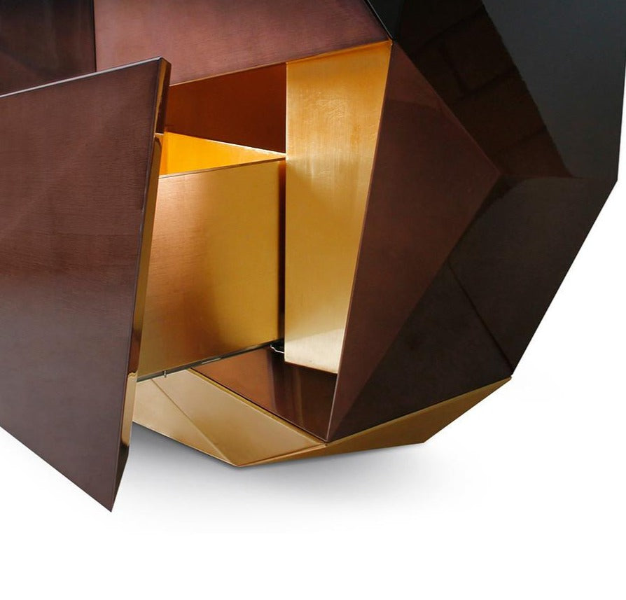 Boca do Lobo Chocolate Sideboard Limited Edition | Boca do Lobo | LoftModern