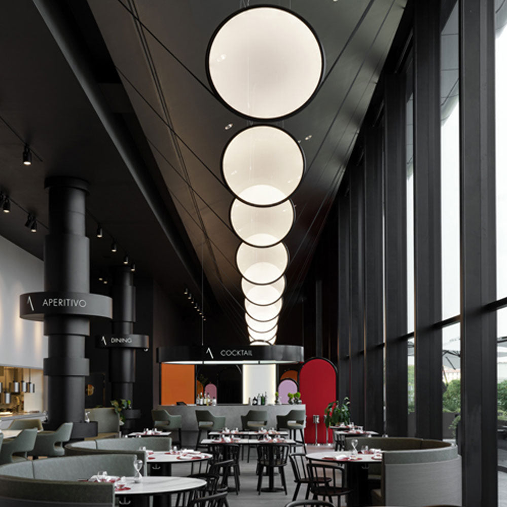 Discovery Vertical 70 Pendant Light by Artemide