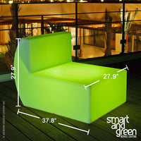 Down LED Sofa by Smart & Green