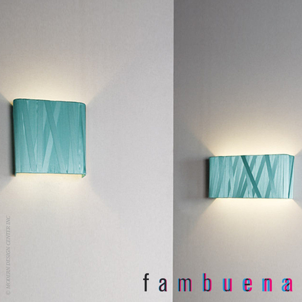 Fambuena Dress Square Wall Light - LoftModern - 3