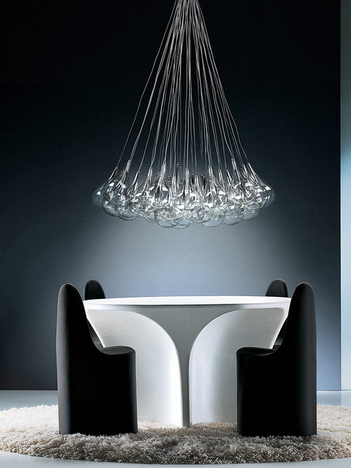 Drop LED 37-Light Pendant XL by Alma Light