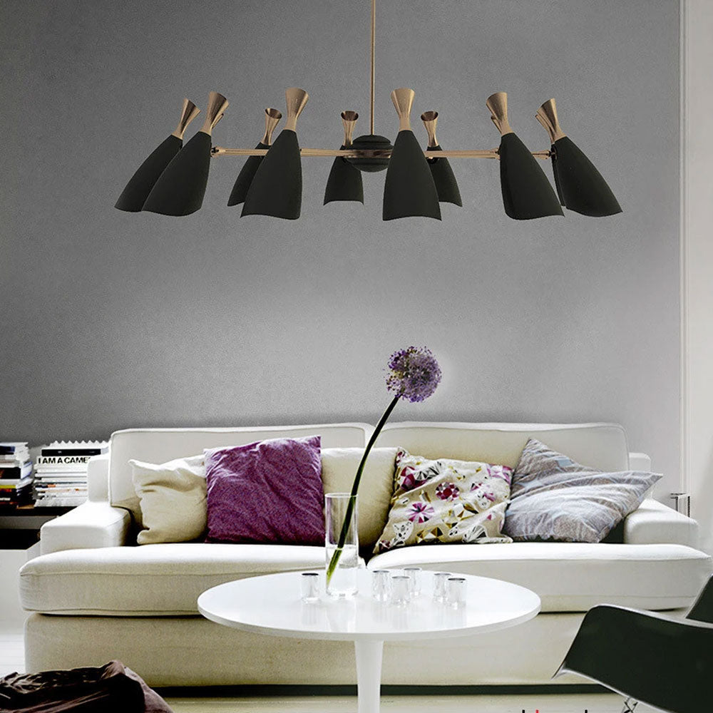 DelightFULL Duke 12 Suspension Lamp