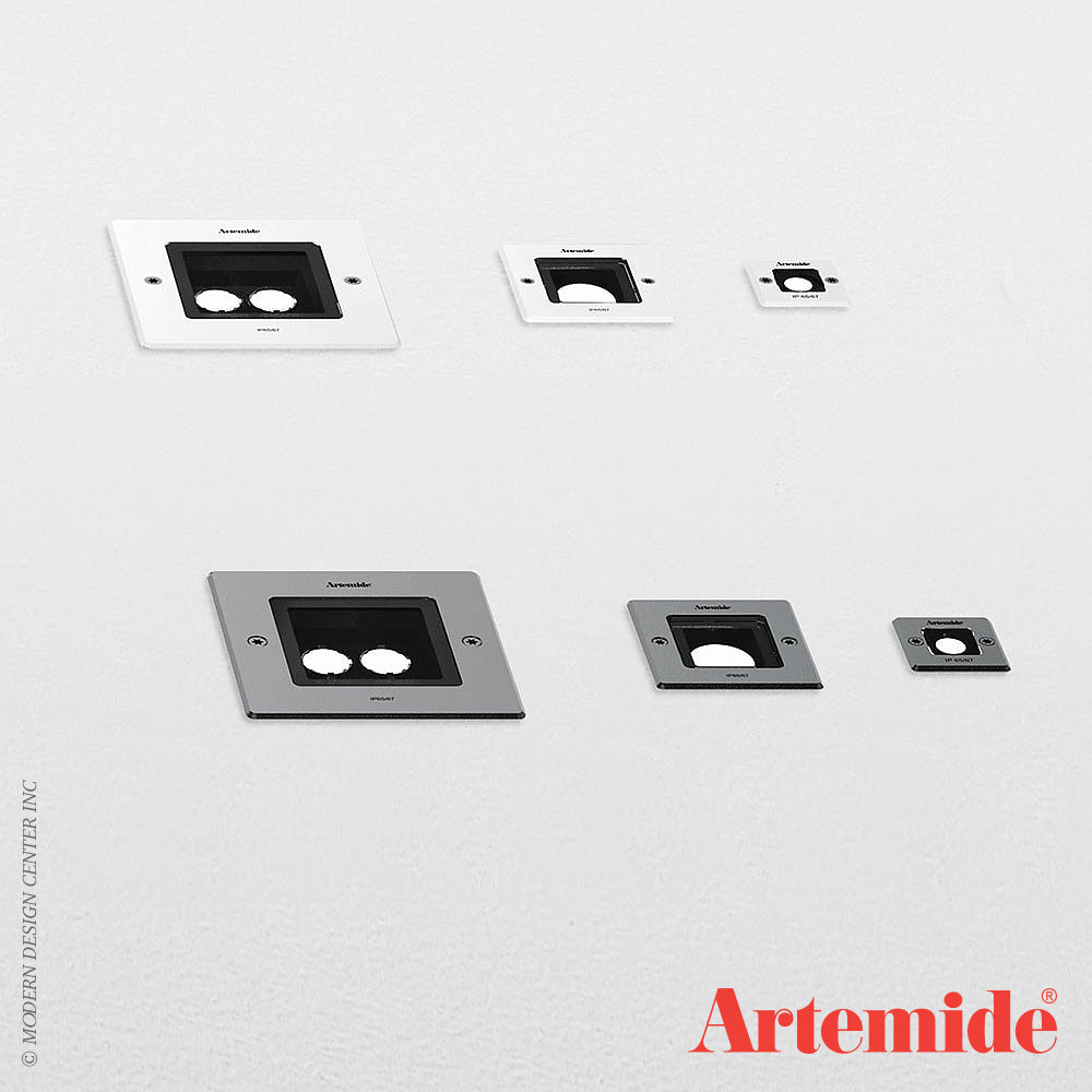 Ego 90 Drive-Over Square by Artemide