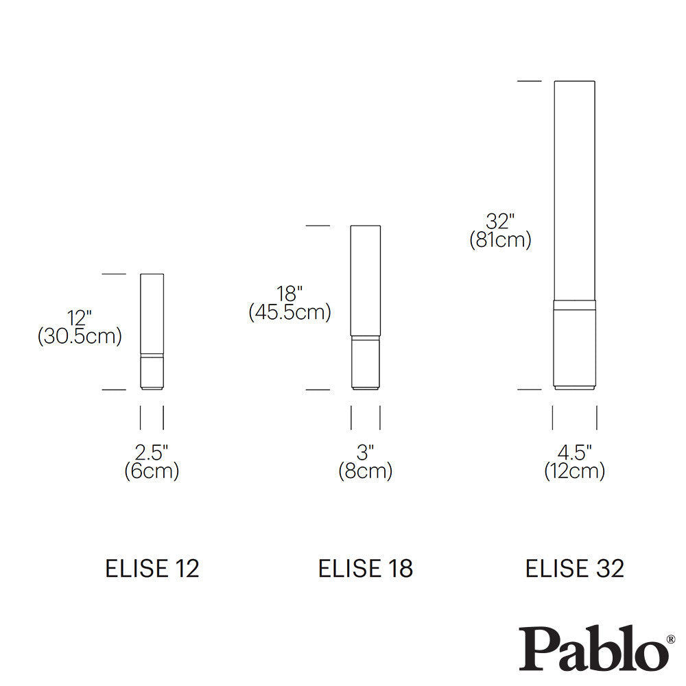 Pablo Design Elise Table Lamp - LoftModern - 5