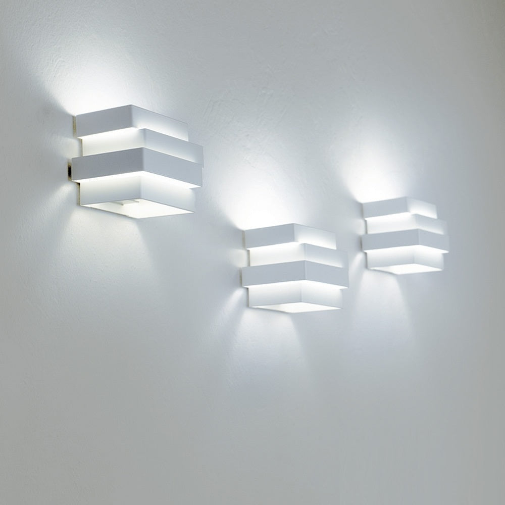 Escape Cube Wall Light by Karboxx