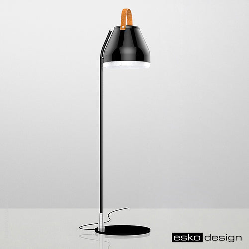 Cowbelle Floor Lamp by Esko Design | Esko Design | LoftModern