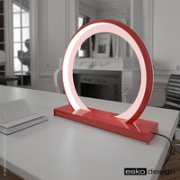 Radius Gateway Desk Lamp by Esko Design | Esko Design | LoftModern