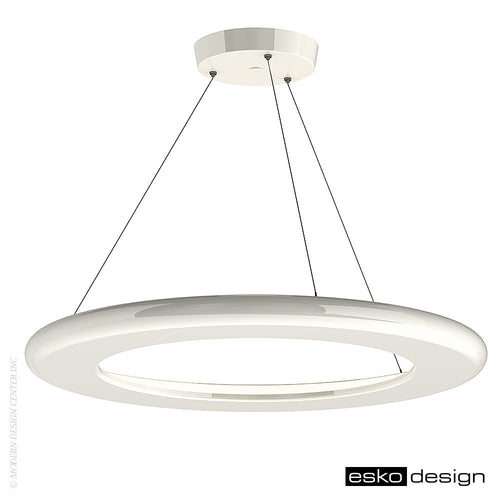 Radius Halo Uplight Suspension by Esko Design | Esko Design | LoftModern