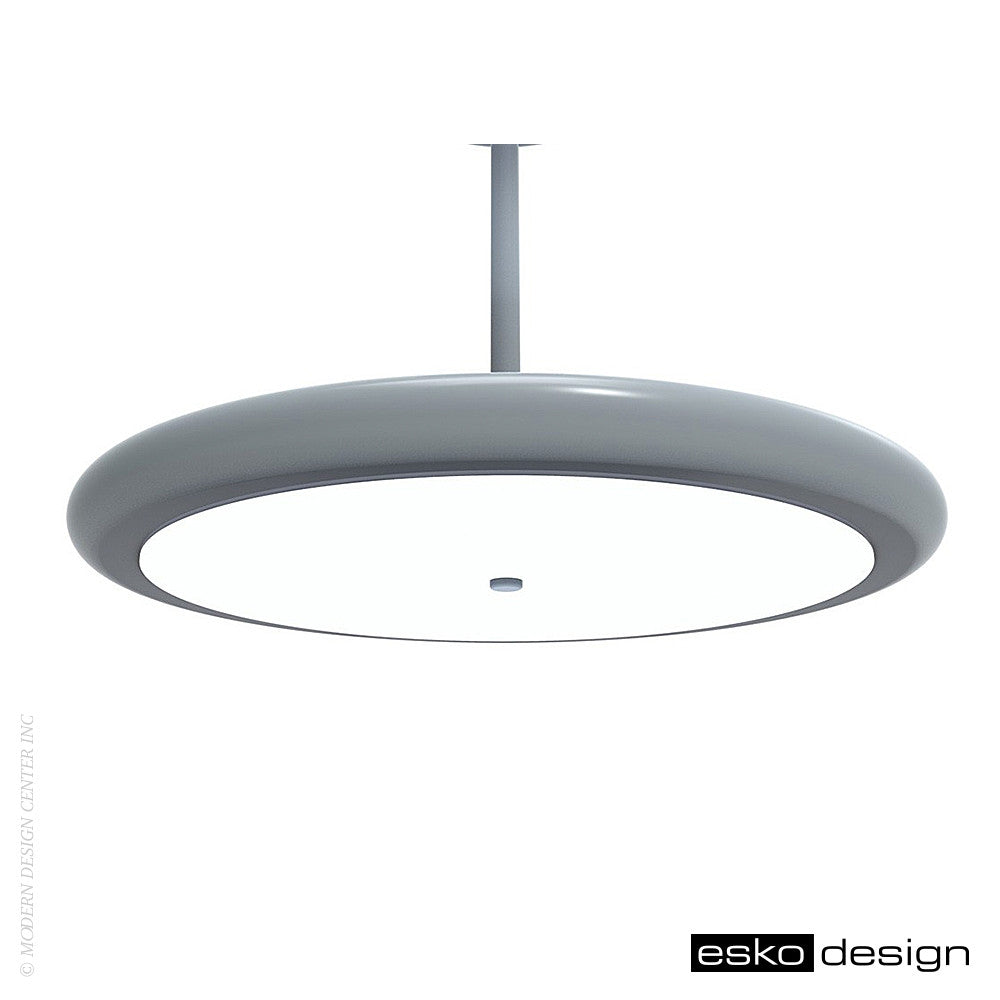 Radius Single Stem Pendant by Esko Design | Esko Design | LoftModern