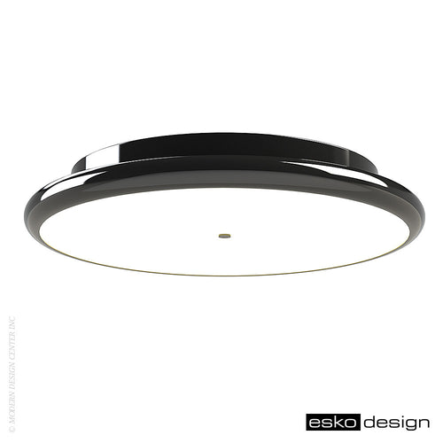 Radius Single Surface Ceiling Lamp by Esko Design | Esko Design | LoftModern