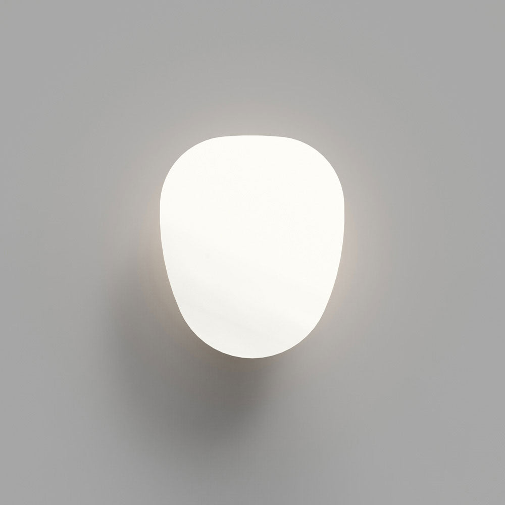 Facce Prism Raised 8W Wall or Ceiling Light by Artemide