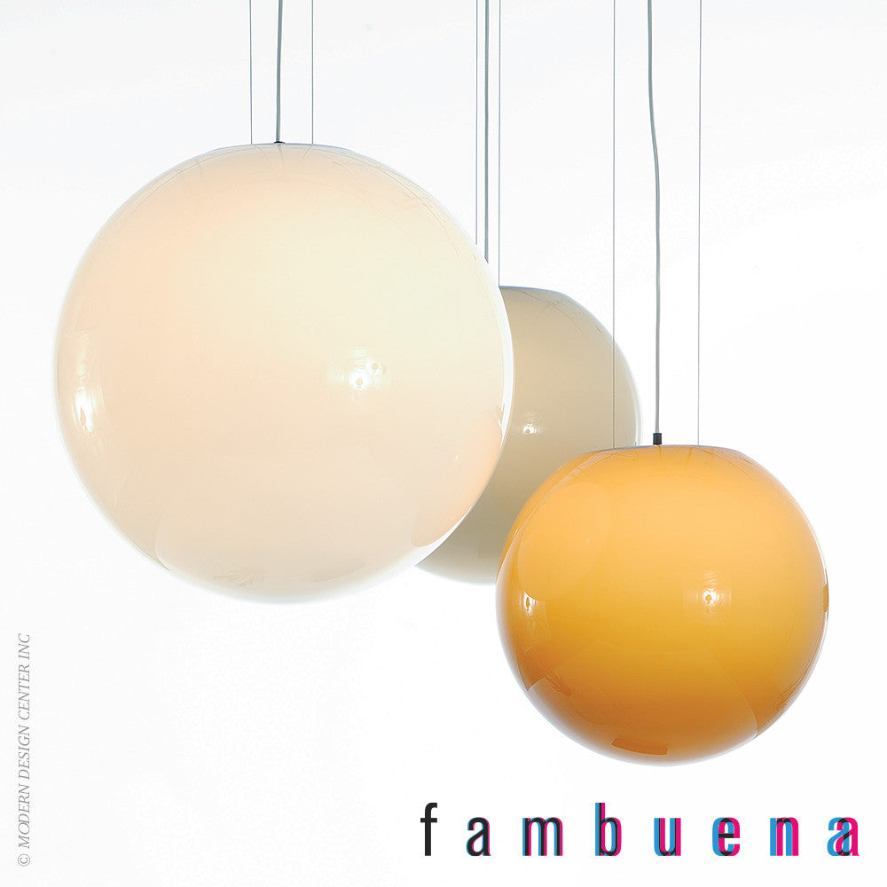 Fambuena Back Light 45 Pendant Light | Fambuena | LoftModern