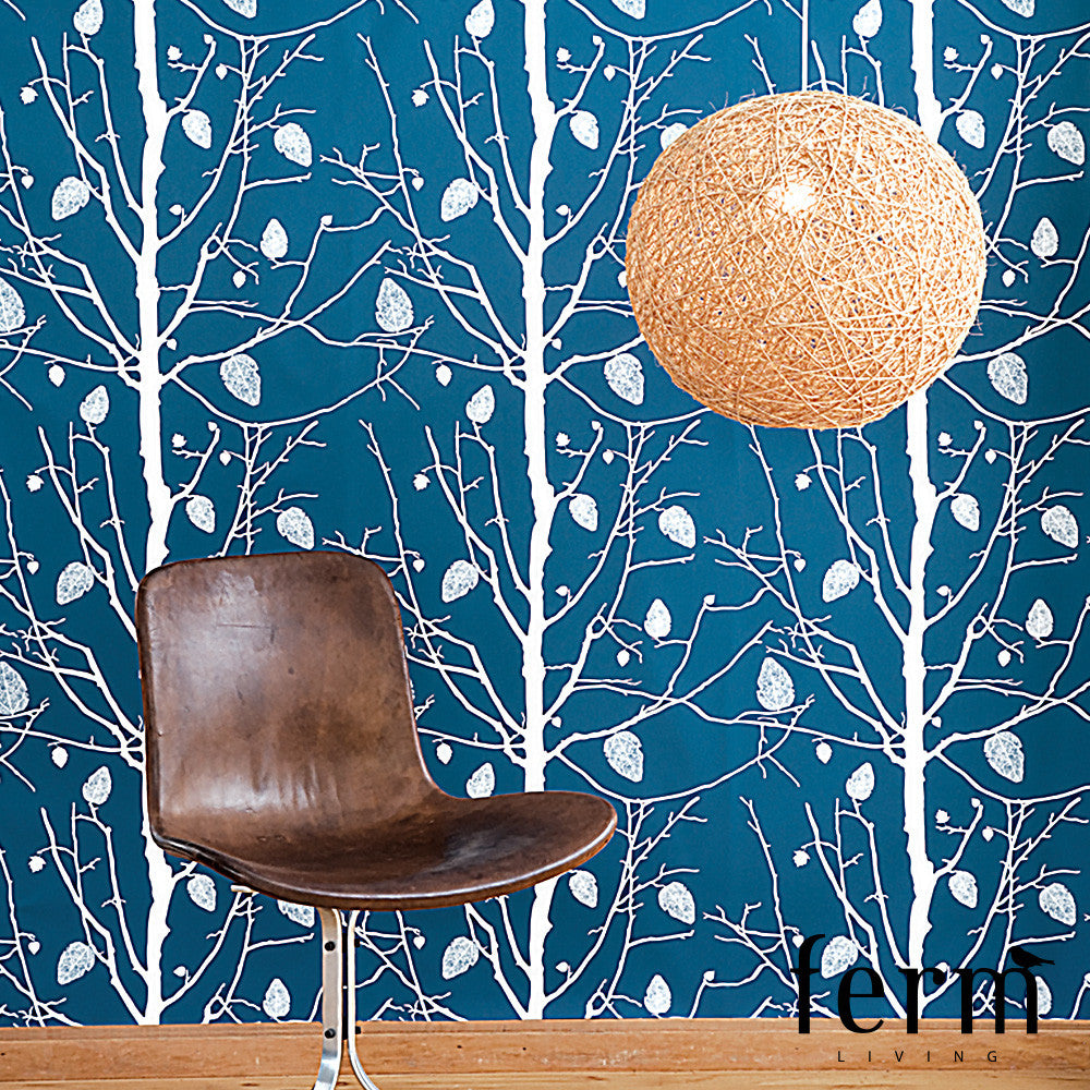 Ferm Living Family Tree Wallpaper - LoftModern - 2