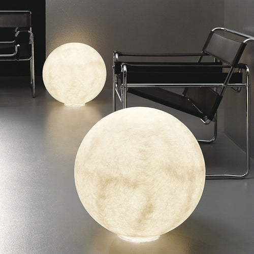 In-es.artdesign Floor Moon Floor Lamp