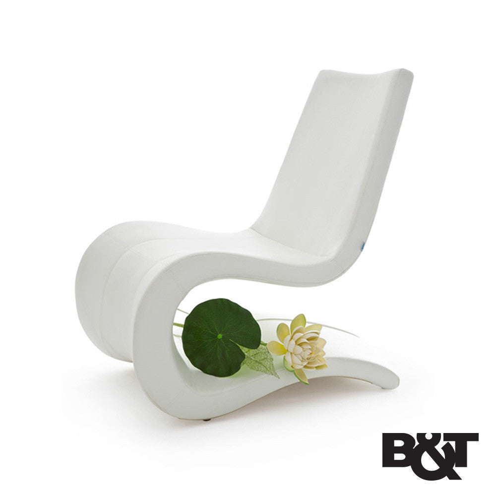 B Amp T Flow Lounge Chair B Amp T Lounge Chair Loftmodern