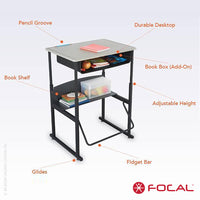 Focal Upright Alphabetter Desk