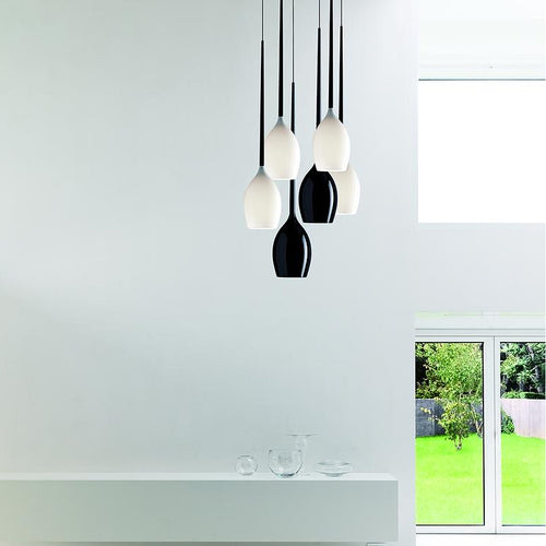 Gout Pendant Light by Karboxx