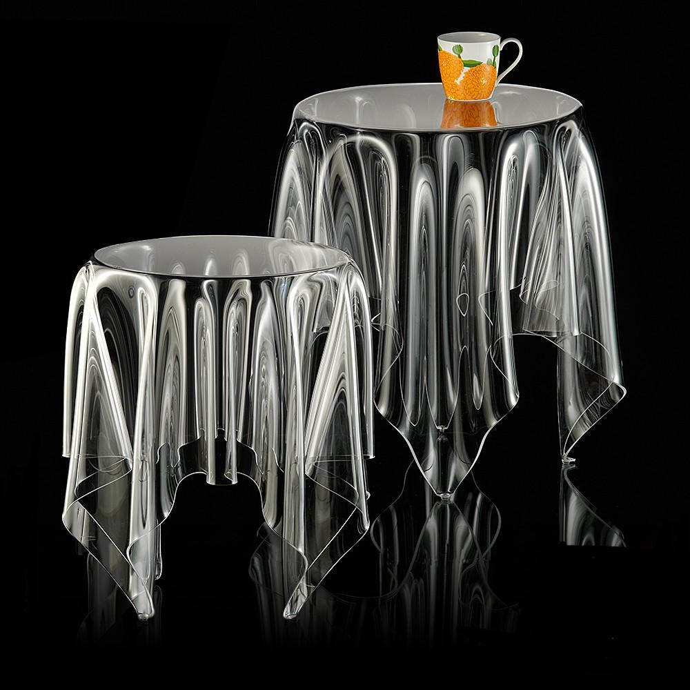 Essey Grand Illusion Table Clear | Essey | LoftModern