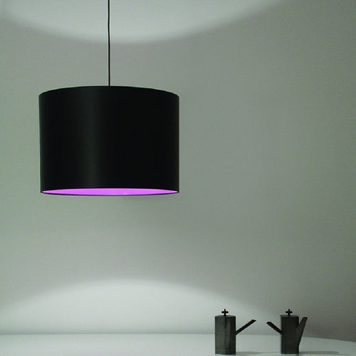 Half Moon Pendant Light by Karboxx
