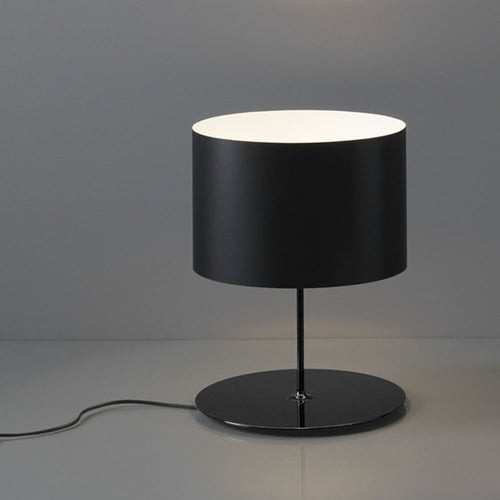 Half Moon Mini Table Lamp by Karboxx