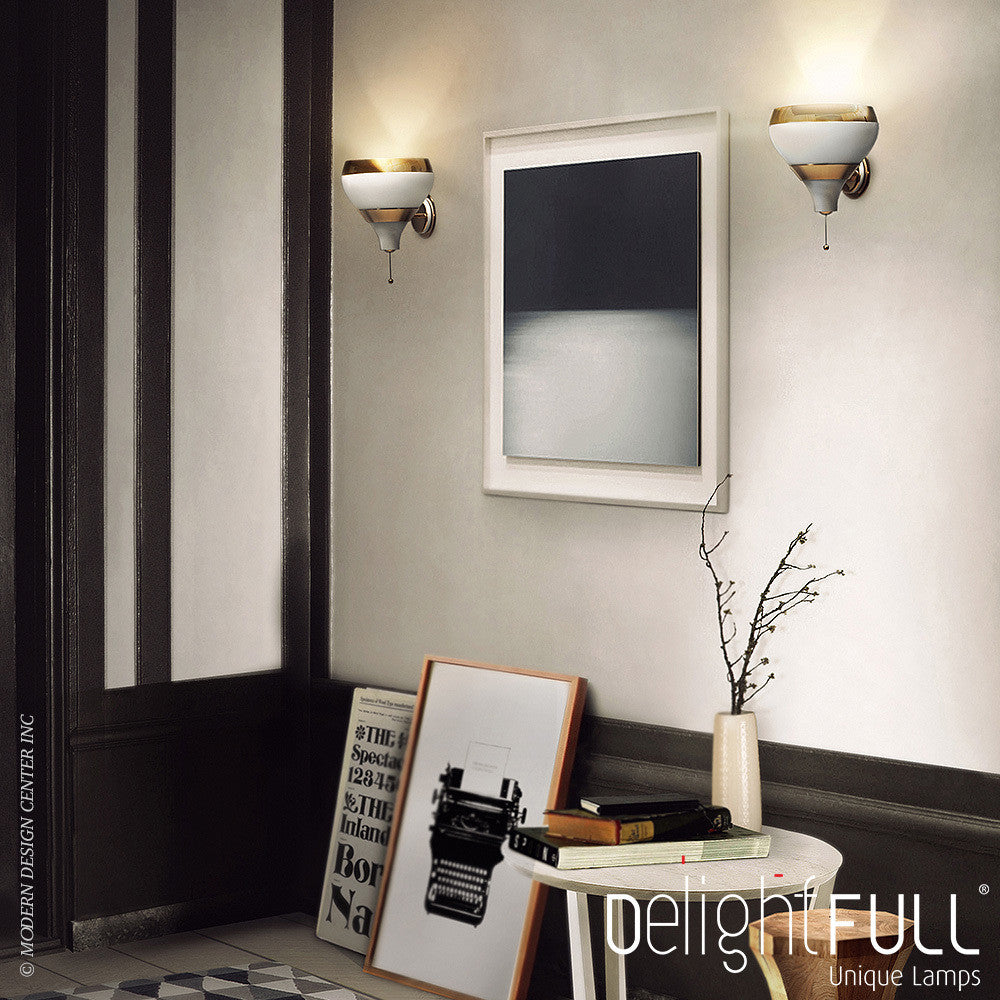 DelightFULL Hanna 1 Wall Light | Delightfull | LoftModern