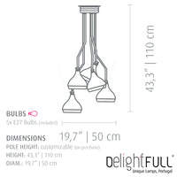 DelightFULL Hanna Suspension | Delightfull | LoftModern