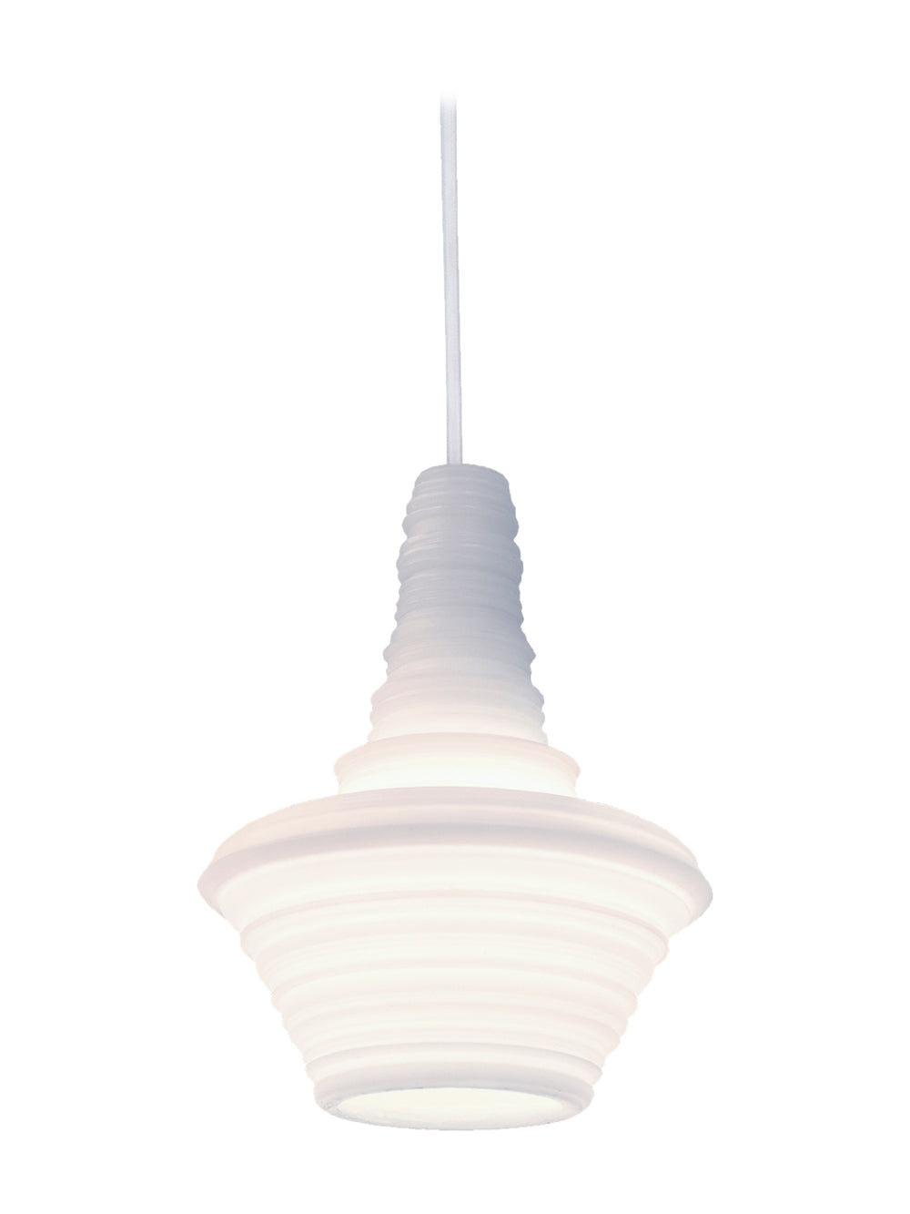 Innermost Stupa Pendant Light