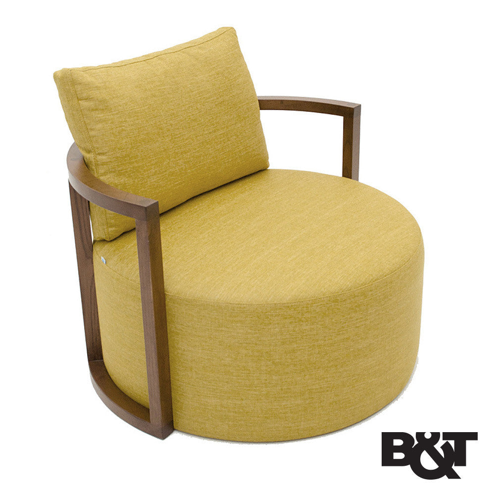 B&T Kav Lounge Chair - LoftModern - 2