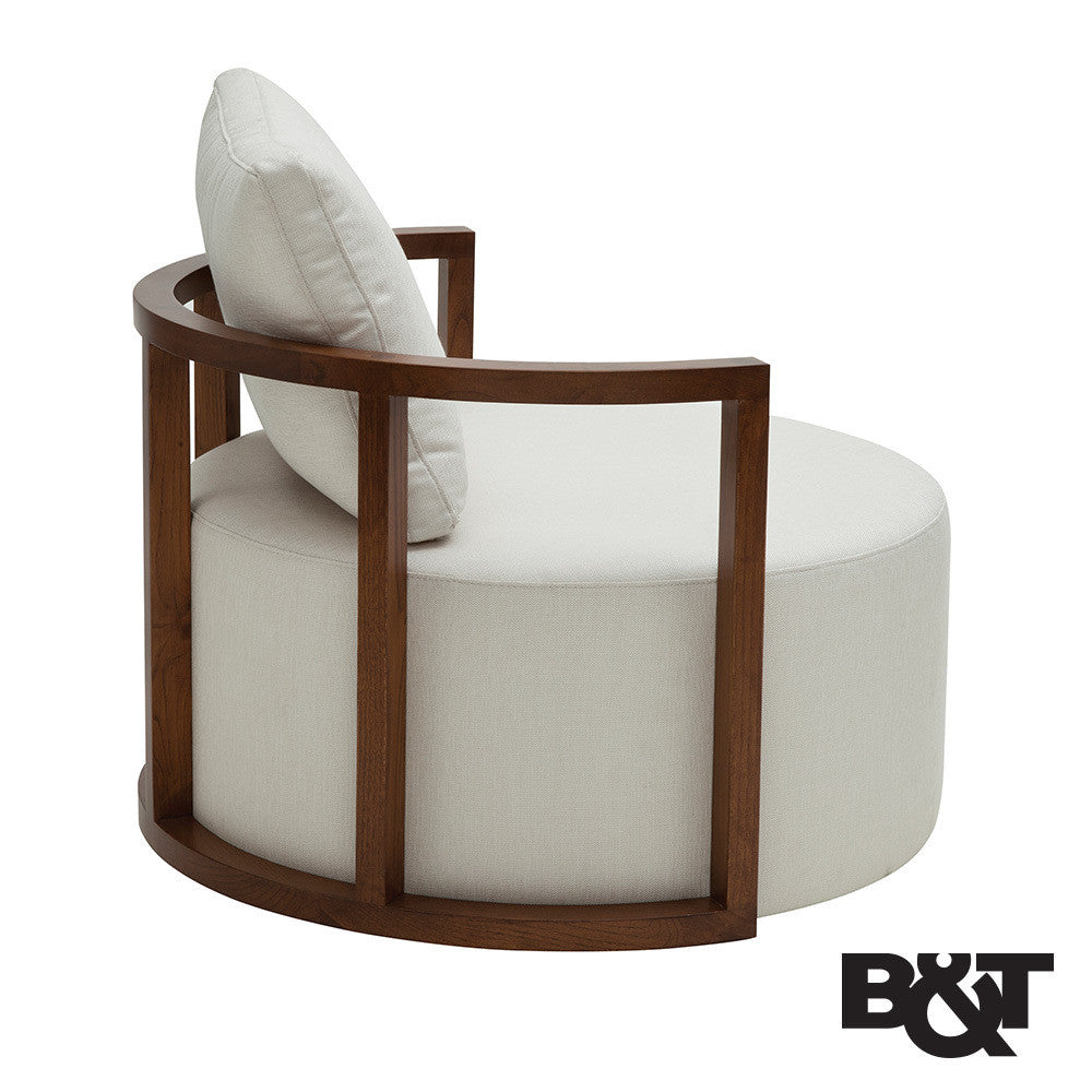B&T Kav Lounge Chair - LoftModern - 6