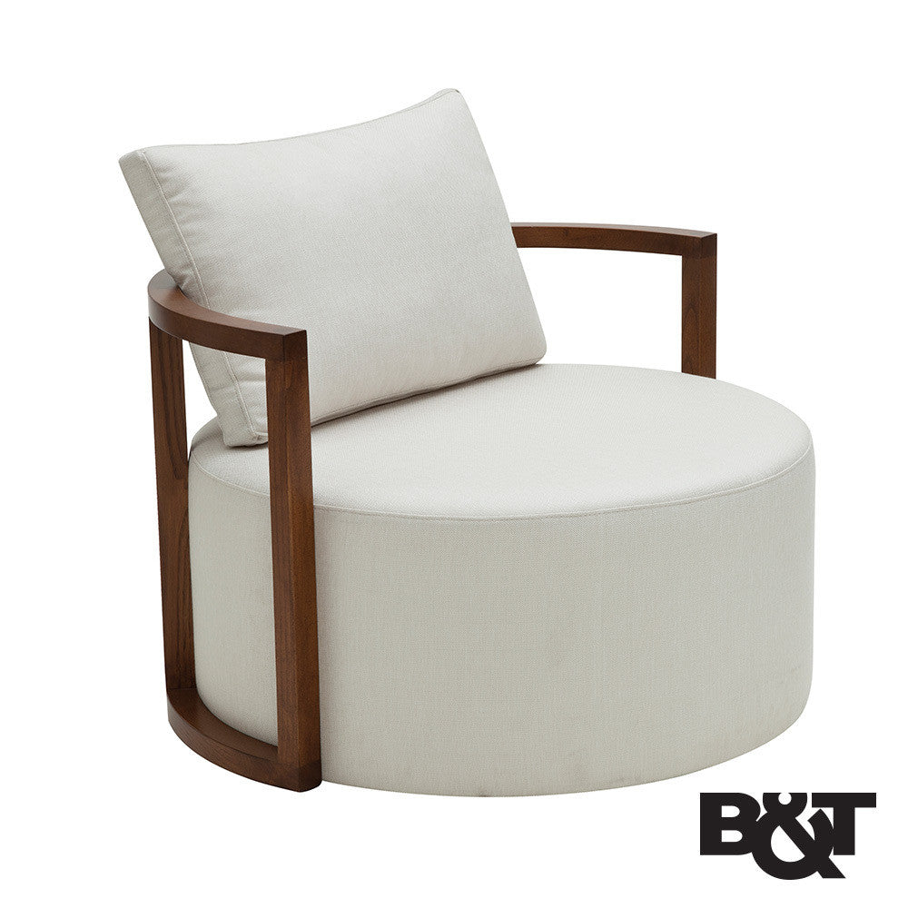 B&T Kav Lounge Chair - LoftModern - 1