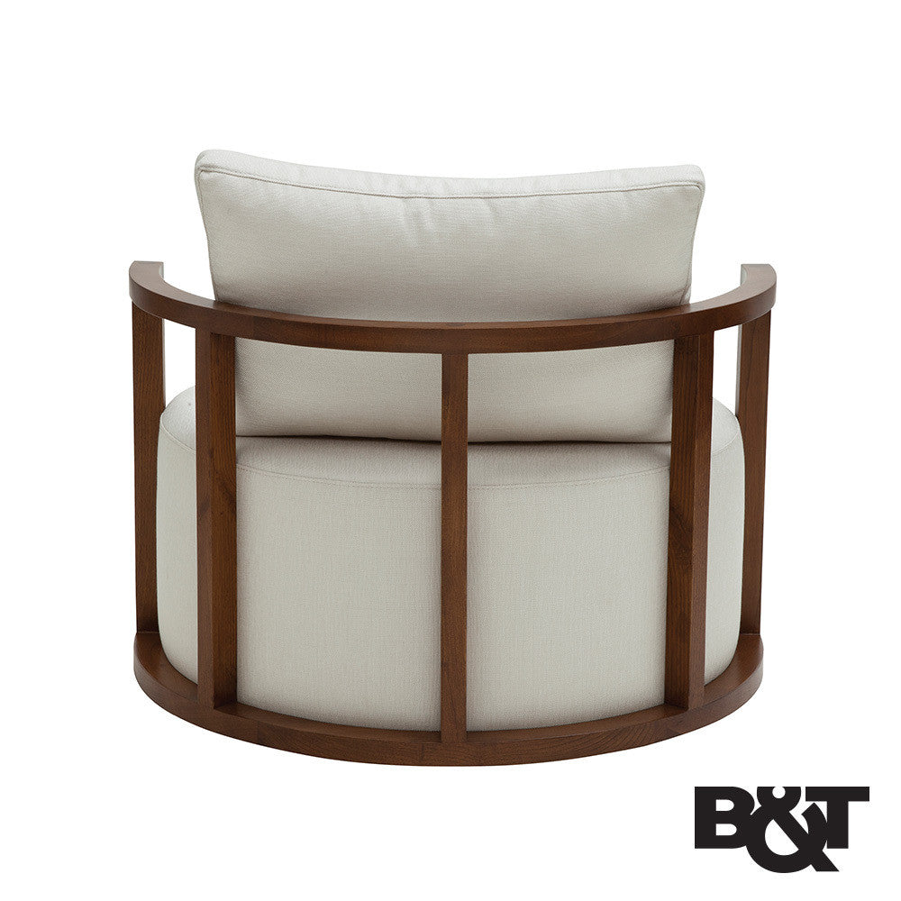 B&T Kav Lounge Chair - LoftModern - 3