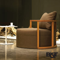 B&T Kav Lounge Chair - LoftModern - 10