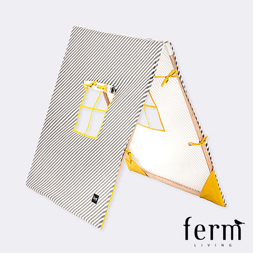 Ferm Living Kids Tent Grey | Ferm Living | LoftModern