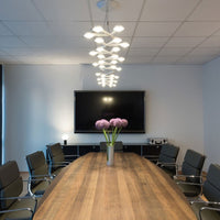 LED Net Line 125 Pendant Light by Artemide