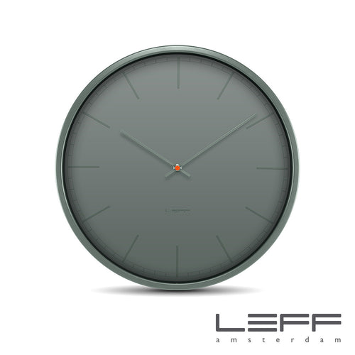 Leff Tone Index Wall Clock | Leff | LoftModern