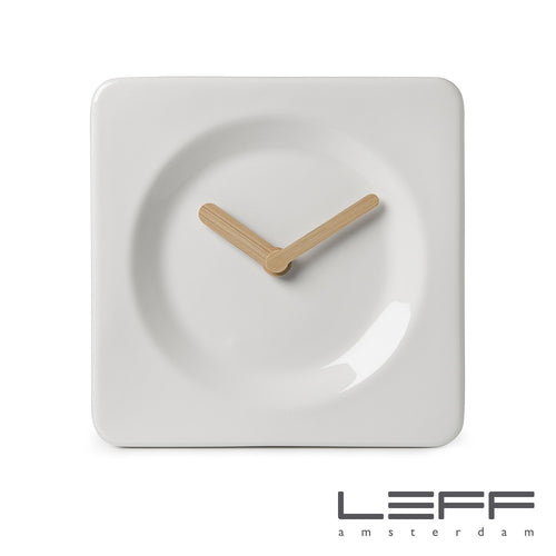 Leff Tile25 Wall/Desk Clock | Leff | LoftModern