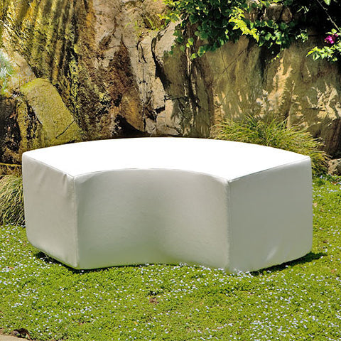 La-Fete Arc Curved Bench
