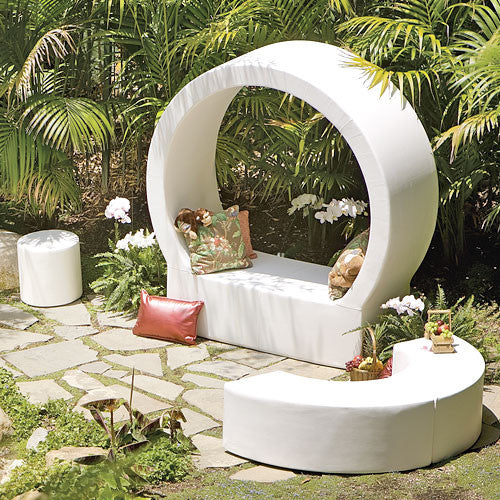 La-Fete Arc Curved Bench | La-Fete | LoftModern