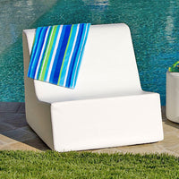 La-Fete Check Deep Lounge Chair - LoftModern - 1