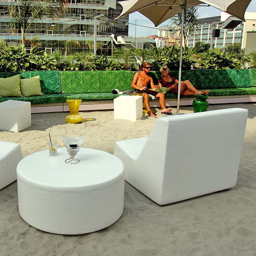 La-Fete Check Deep Lounge Chair - LoftModern - 2