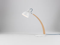 SeedDesign Lighting Laito Wood Table Lamp