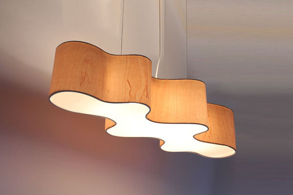 Lampa Cloud Mesa Suspension Light | Lampa | LoftModern
