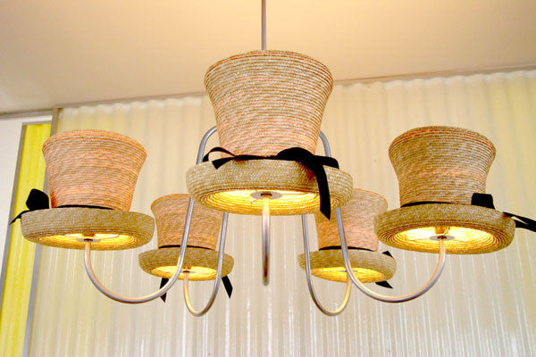 Lampa Mini Hat Chandelier | Lampa | LoftModern