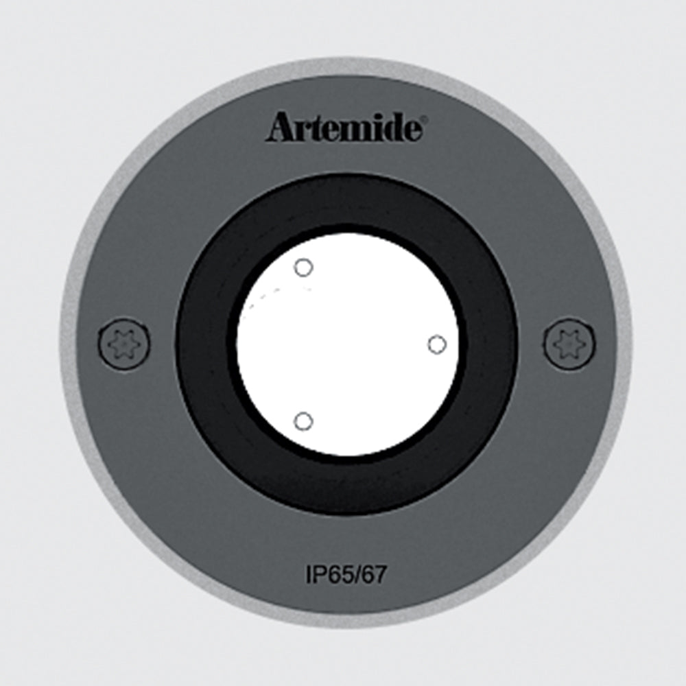 Ego 90 Drive-Over Round by Artemide