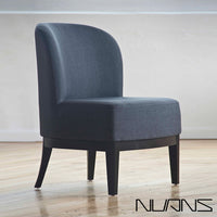 Nuans Design Lexington Lounge Linen - LoftModern - 1