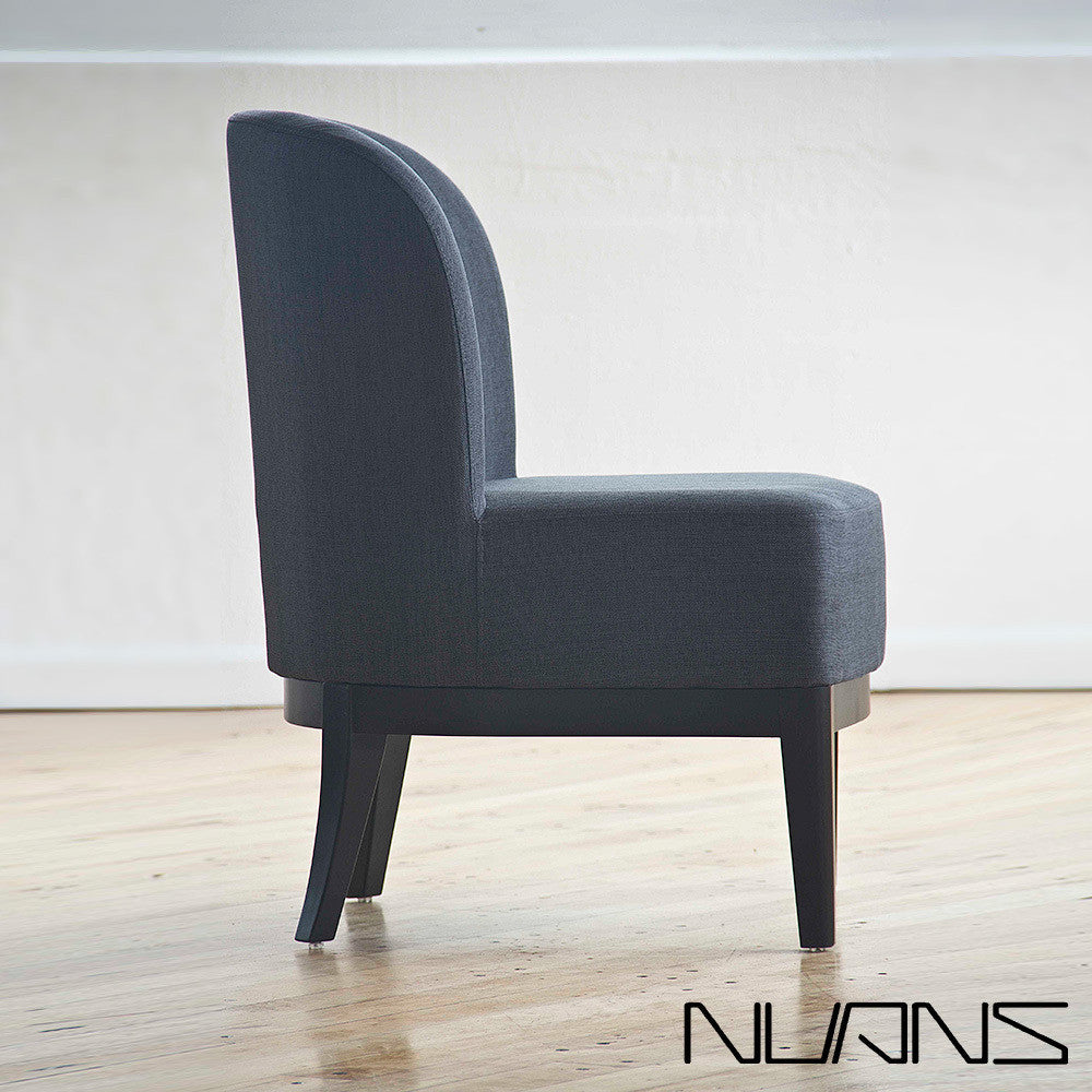 Nuans Design Lexington Lounge Linen - LoftModern - 3