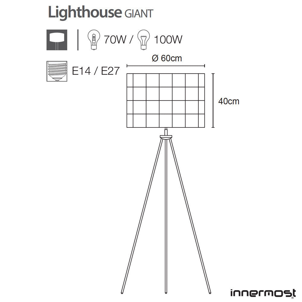 Innermost Lighthouse Floor Lamp - LoftModern - 4